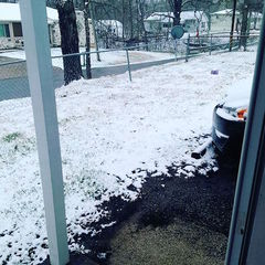 PHOTOS: Viewers share pictures of snow in March