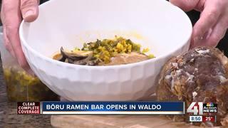 Bōru Ramen Bar opens in Waldo