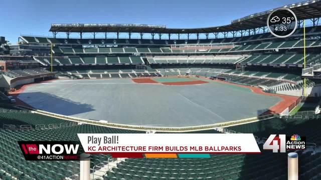Kansas City Architecture Firm Builds Baseball Fields Across The - Kansas city architecture firms