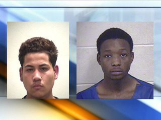 Teens charged in carjacking of grandmother