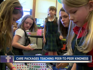 KC first graders surprise families in need