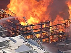 CityPlace contractor 'deeply saddened' by fire
