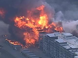 Investigators: OP apartment fire was accidental
