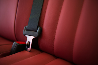 Police enforce seat belts for young drivers