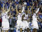 Kansas routs Purdue 98-66 to reach Elite Eight