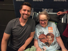 Woman battling illness meets country music star