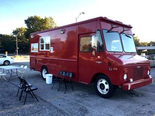'The Waffler' food truck stolen from auto shop