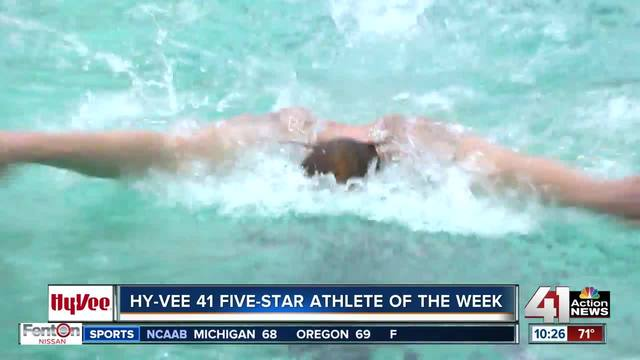Hy-Vee 41 Five-Star Athlete of the Week- Ryan Downing