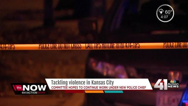 Tackling violence in Kansas City
