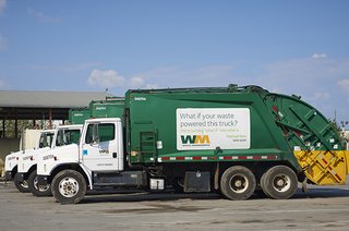 Waste Management works to win customers' trust