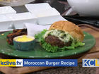 RECIPE: Moroccan style burgers