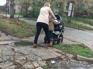 Sidewalk improvements up to Kansas City voters