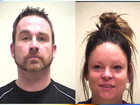 Two charged in large mail theft investigation