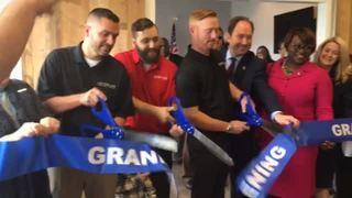 Veterans Outreach Center hosts grand opening