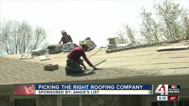 Angieu0027s List: Picking The Right Roofing Company   KSHB.com 41 Action News
