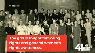 Women's History: Kansas City Athenaeum