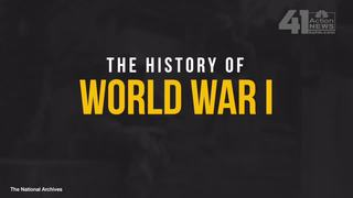 The history of World War I