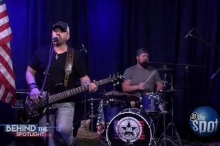 Behind The Spotlight: Damien Gunn Band