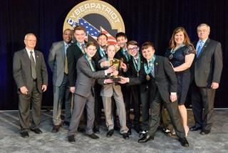 Lee's Summit team wins cyber security award