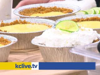 Recipe: Key lime tart