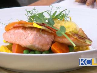 Recipe: Ora King Salmon