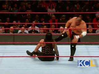 Monday Night Raw at the Sprint Center
