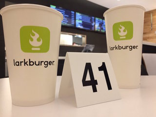 Larkburger opens in Overland Park