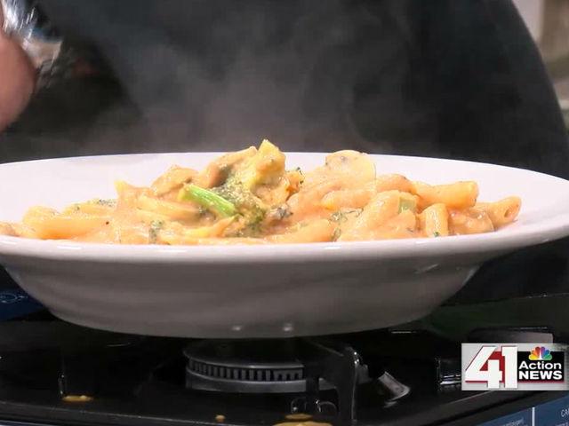 Recipe: Pasta con broccoli
