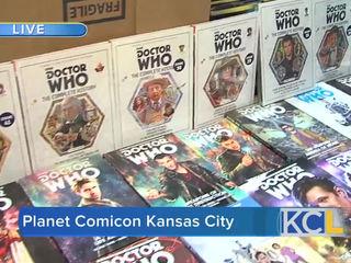 Planet Comicon comes to Kansas City