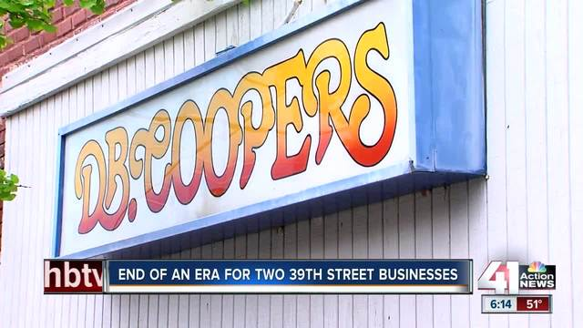 Two businesses closing on 39th Street
