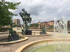 Taste & See KC: William Volker Memorial Fountain
