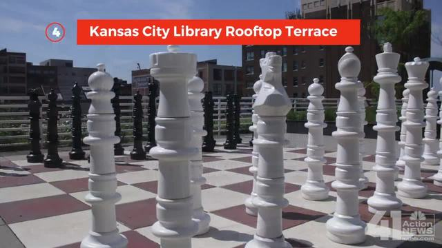 Seven Places To Relax In Kansas City 41 Action News