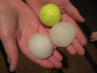 Severe weather hits Kansas City metro area