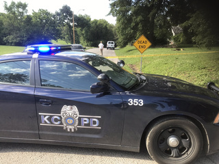 Police investigate after body found in KCMO
