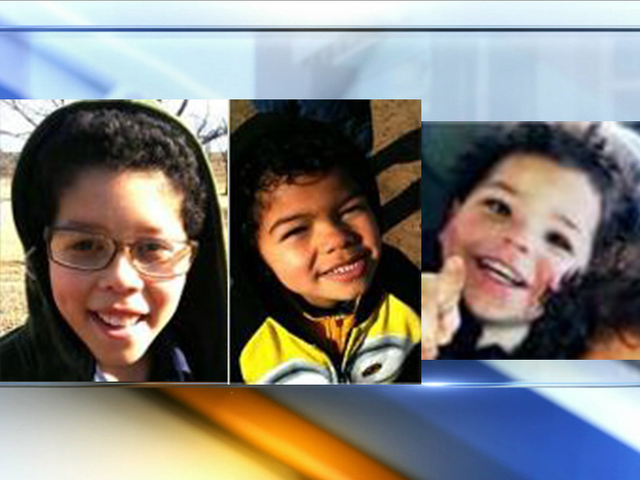 Three children believed missing in connection with Ash St. fire