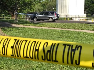 Woman found dead inside vehicle at KC park