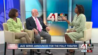 Folly Theater announces new jazz series lineup