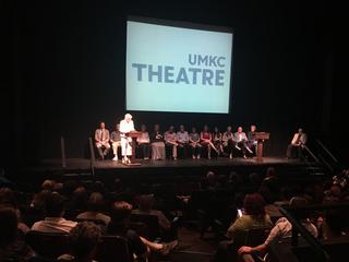 Theater community supports UMKC Theatre program