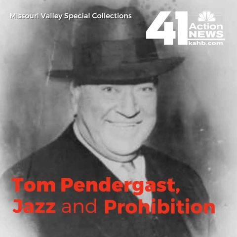 Taste - See KC- Tom Pendergast and Jazz