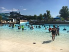 Locals take part in World's Largest Swim Lesson