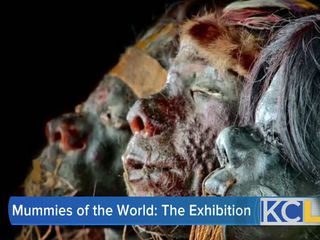 Mummies of the World at Union Station