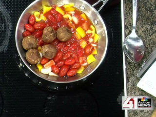 Meal prep service aims to make dinners easier