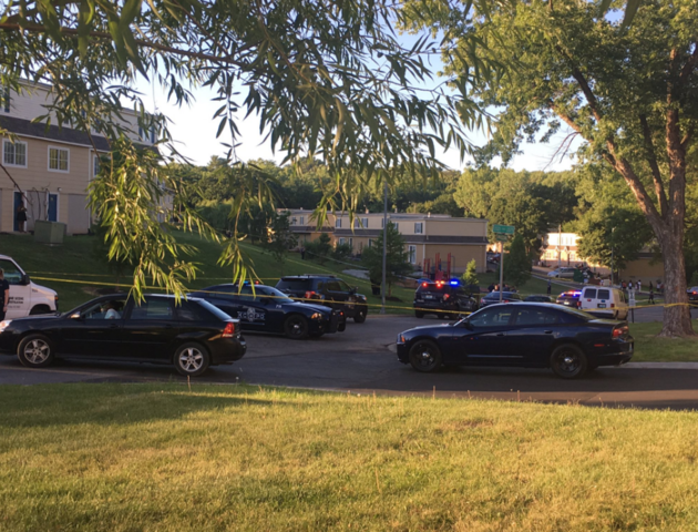 KCPD: Child has life-threatening injuries after shooting at neighborhood playground