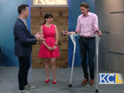 Redesigned crutch transforms people's lives