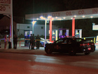 Man shot during gas station robbery in KCMO