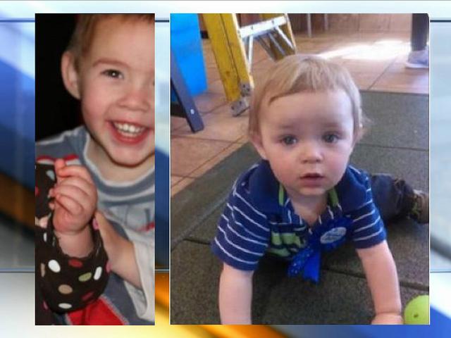 Kids in KS AMBER Alert safe, suspect in custody