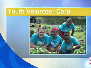 Youth Volunteer Corps making a difference