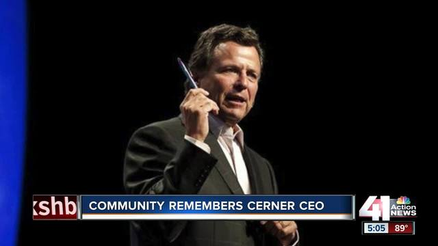 Cerner CEO Neal Patterson dies at 67
