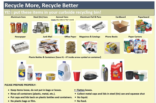 No You Can T Recycle These Items Kshb Com 41 Action News