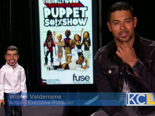 New original series about puppets